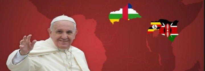 El Papa llega a África este miércoles para llevar un mensaje de reconciliación