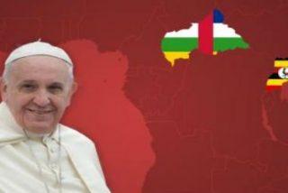 El papa quiere llevar a África un mensaje de reconciliación y diálogo