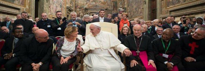 """El Papa pide """"acogida, compasión, comprensión y perdón"""" a los agentes sanitarios"""