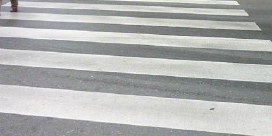 """Cáceres realiza una campaña de """"pasos de peatones contra la violencia de género"""""""