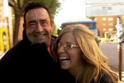 """El padre de Cristina Pedroche huye corriendo de su hija: """"¡Que fea estás!"""""""