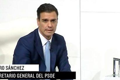 Pedro Sánchez se echa en los brazos del populismo de Pablo Iglesias