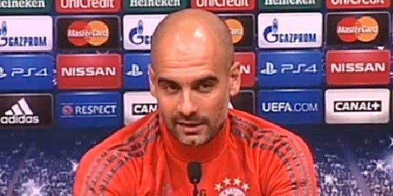 Guardiola dejará de ser entrenador del Bayern porque ha firmado con este otro club