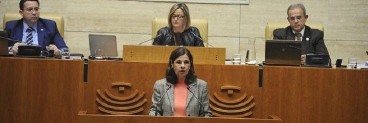 La Junta reitera su compromiso con el diálogo para consensuar unos presupuestos sociales y responsables