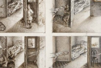 El MEIAC expone ocho obras del pintor Eduardo Naranjo