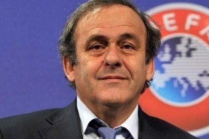 La FIFA planea suspender de por vida a Michel Platini