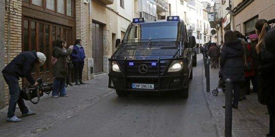 Detenidos en Madrid 3 personas pertenecientes a un grupo vinculado a la organización terrorista DAESH