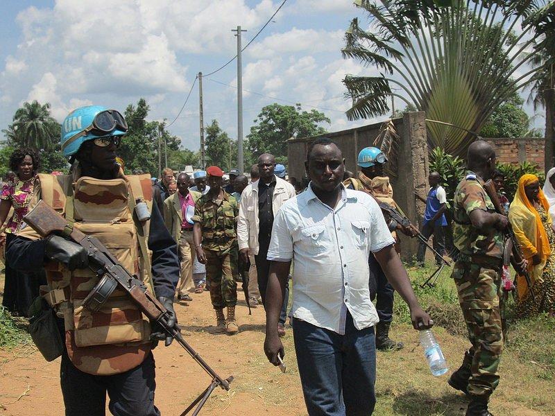 La violencia aumenta en Bangui a pocos días de la visita del Papa