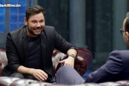 """El cantante Miguel Poveda en 'Al Rincón': """"En una Diada vi a Artur Mas con su media sonrisa y pensé 'qué cabrón'"""""""