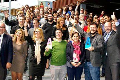 """Torremolinos/ Entregan los 3º """"Premios Andalucia emprende"""""""