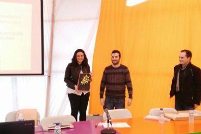 María San Juan y María Soto, premio Joven Empresario Periplo 2015 y AJE Junior 2015