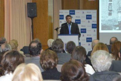 """Banca Pueyo presenta en Madrid su libro """"125 años de historia"""""""