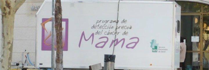 Cerca de 7.000 extremeñas se someterán a mamografías en noviembre