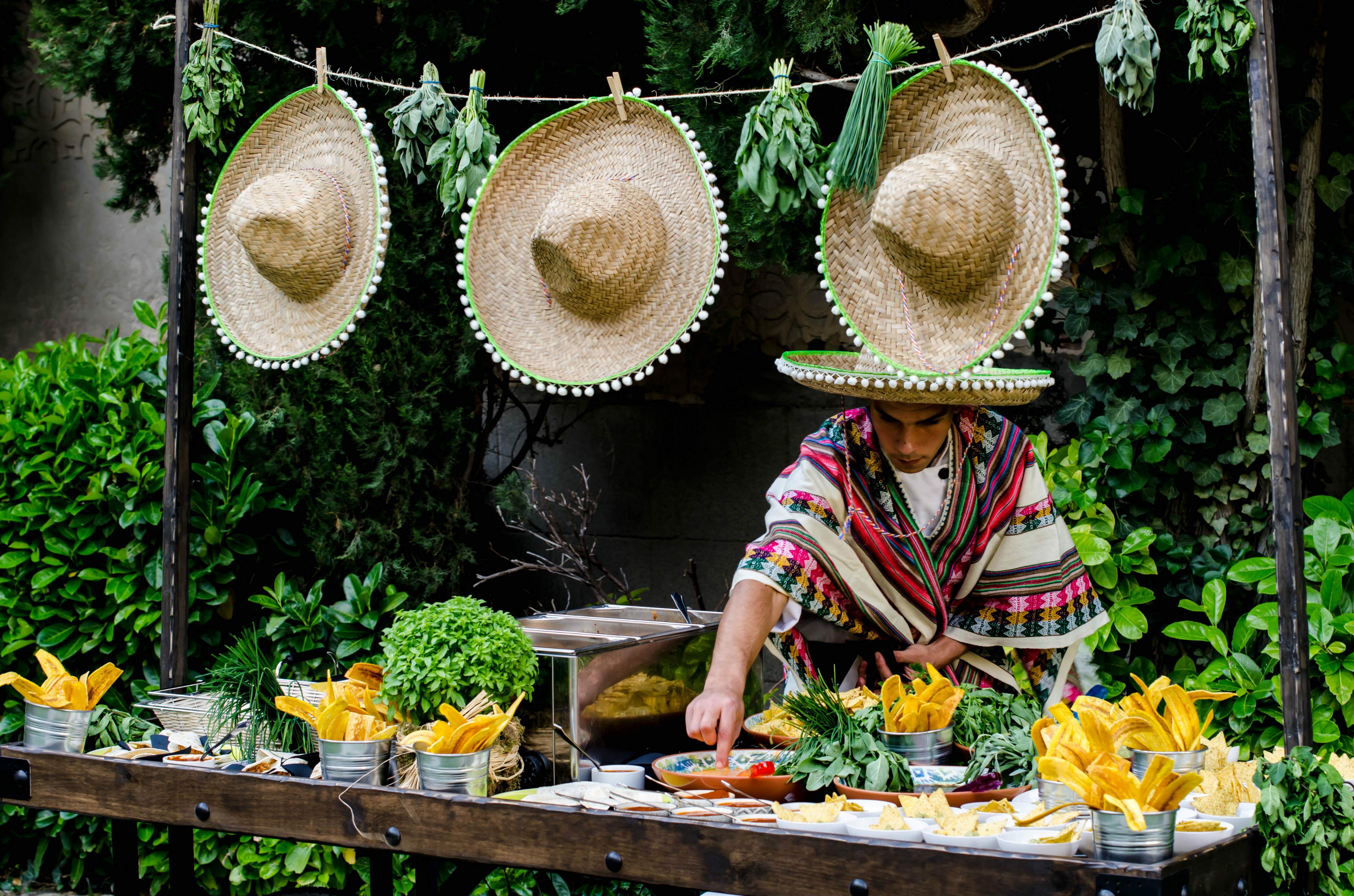 Quilicuá, un servicio gastronómico de altura con la cocina de autor de Luca Rodi