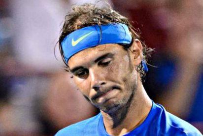 """Rafa Nadal: """"No he merecido la victoria sobre Wawrinka"""""""
