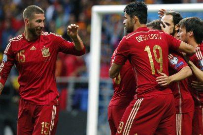 Filtran un nuevo diseño de la camiseta de España para la Eurocopa