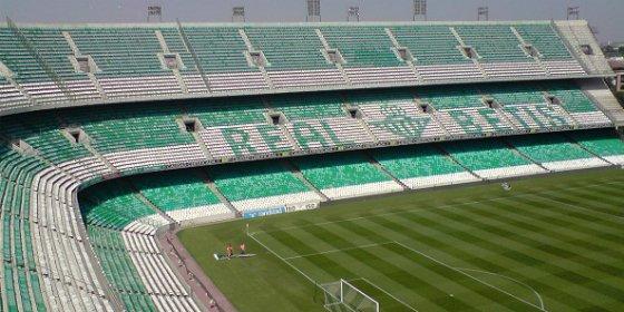 3.001 euros de multa por increpar a un vigilante de seguridad en el partido Real Betis-Atlético de Madrid