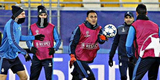 Shakhtar Donetsk - Real Madrid: Crioterapia y cambios para curar a un equipo muy herido