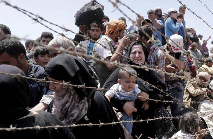 """No habrá acogidas de refugiados por particulares"""