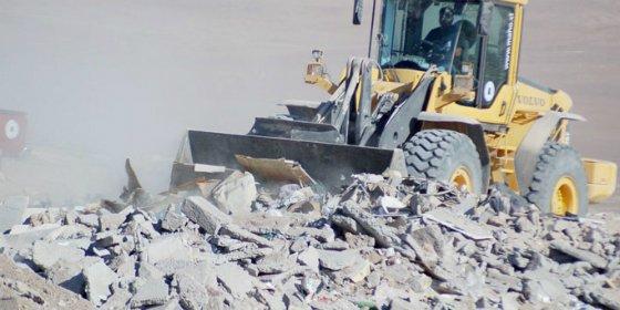 Ayuntamiento de Cáceres habilitará 4 puntos limpios en distintas zonas de la ciudad para los residuos de obras