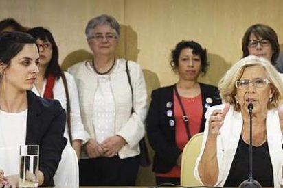 La nueva bufonada que proponen los podemitas de Carmena: un belén laico