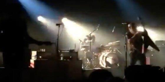 Así empiezan a sonar los disparos en el concierto de Eagles of Death Metal