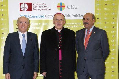 """Carlos osoro: """"Quien mata no cree en Dios, aunque así lo diga"""""""