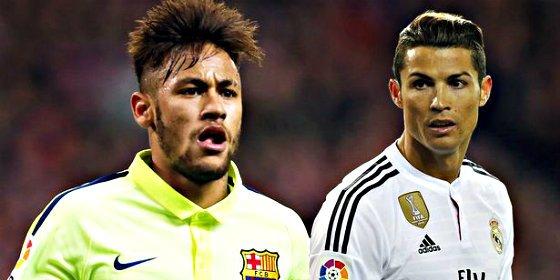Nike 'jubila' a Cristiano Ronaldo y contrata a Neymar como su nuevo 'referente' mundial en fútbol