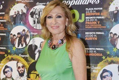 La misteriosa visita de Rosa Benito a Mediaset: ¿Su regreso a 'Sálvame'?