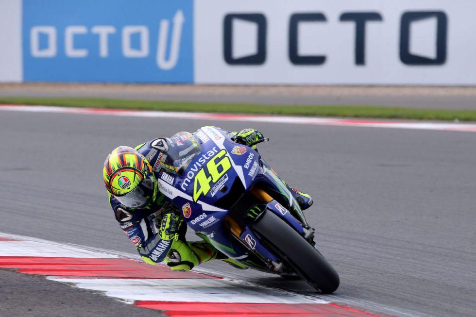 Rossi 'se calienta' en sus últimas declaraciones sobre Márquez
