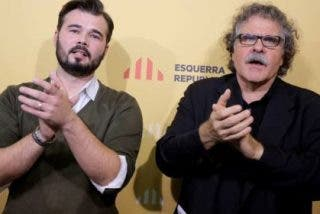 ERC reprocha a la CUP en Twitter el veto a Artur Mas