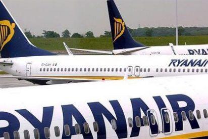 Buenos números para Ryanair: gana más de mil millones en la primera mitad del ejercicio