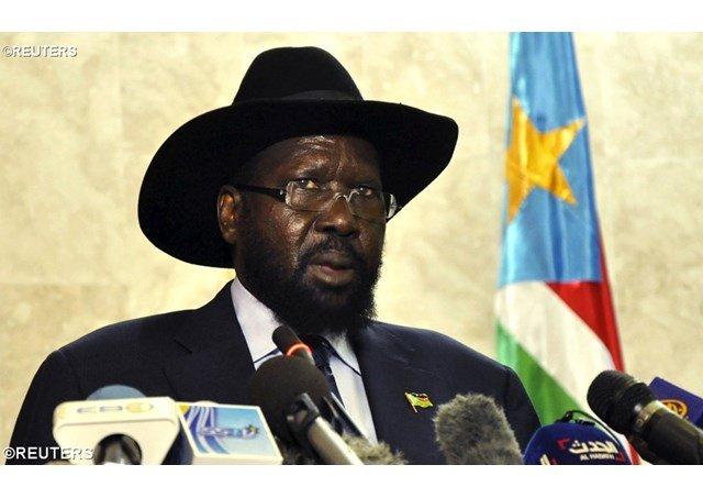 El Papa se reúne con el presidente de Sudán del Sur