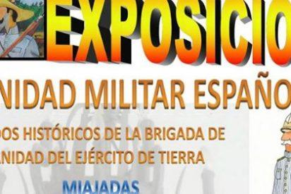 La localidad cacereña de Miajadas acoge una exposición sobreSanidad Militar