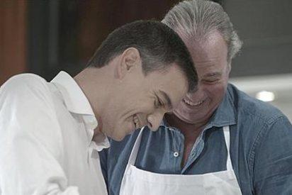 Bertín Osborne se aburre tanto con Pedro Sánchez que termina entrevistándose a sí mismo