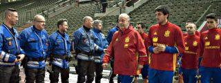 Los terroristas logran que se suspenda por miedo el partido de futbol entre Bélgica y España