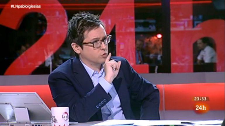 Sergio Martín y 'La Noche en 24 Horas' se meriendan a la competencia con la cobertura de los atentados de París