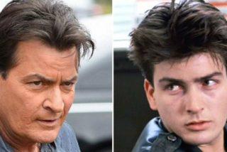 El promiscuo Charlie Sheen es portador del virus VIH... ¿a quién ha contagiado?