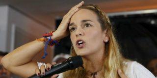 """Las balas que mataron al opositor iban para la mujer de Leopoldo López: """"Me quieren matar"""""""