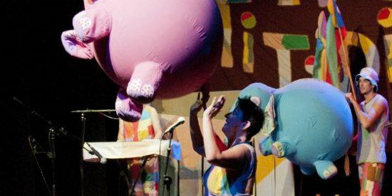 El Teatro de Zafra acoge el espectáculo Canciones de Titiriteros