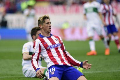 Así ve Simeone el futuro de Torres