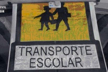 Detectado un conductor de autobús escolar con presencia de drogas en su organismo