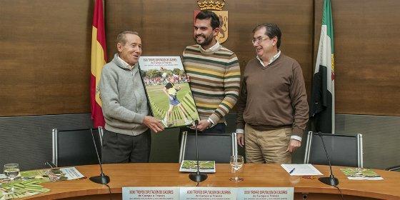 Más de 1.200 atletas participarán en el Trofeo Diputación de Cáceres Campo a Través