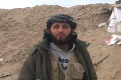 El 'morterazo' que le arranca la cabeza al parlanchín del Frente Al Nusra