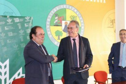 Caja Rural de Extremadura apoyará la actividad diagnóstica del Hospital Clínico Veterinario