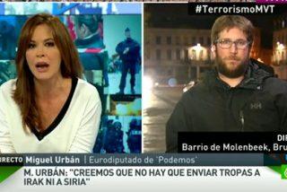 Miguel Urbán, eurodiputado de Podemos: