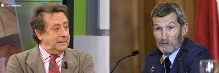 """Ussía fulmina a Julio 'el Rojo': """"¿Acabará abrazado a un dirigente de Bildu?"""""""