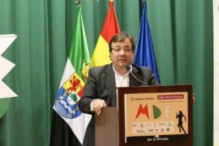 Fernández Vara destaca que la inversión más rentable es la igualdad de género