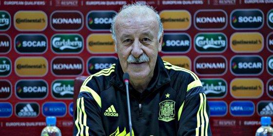 Del Bosque pone fecha a su jubilación