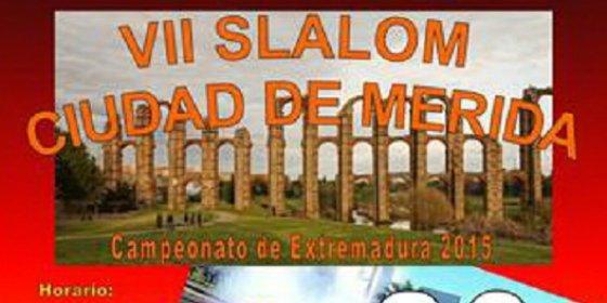 El domingo se decide el regional con el VII Slalom Ciudad de Mérida